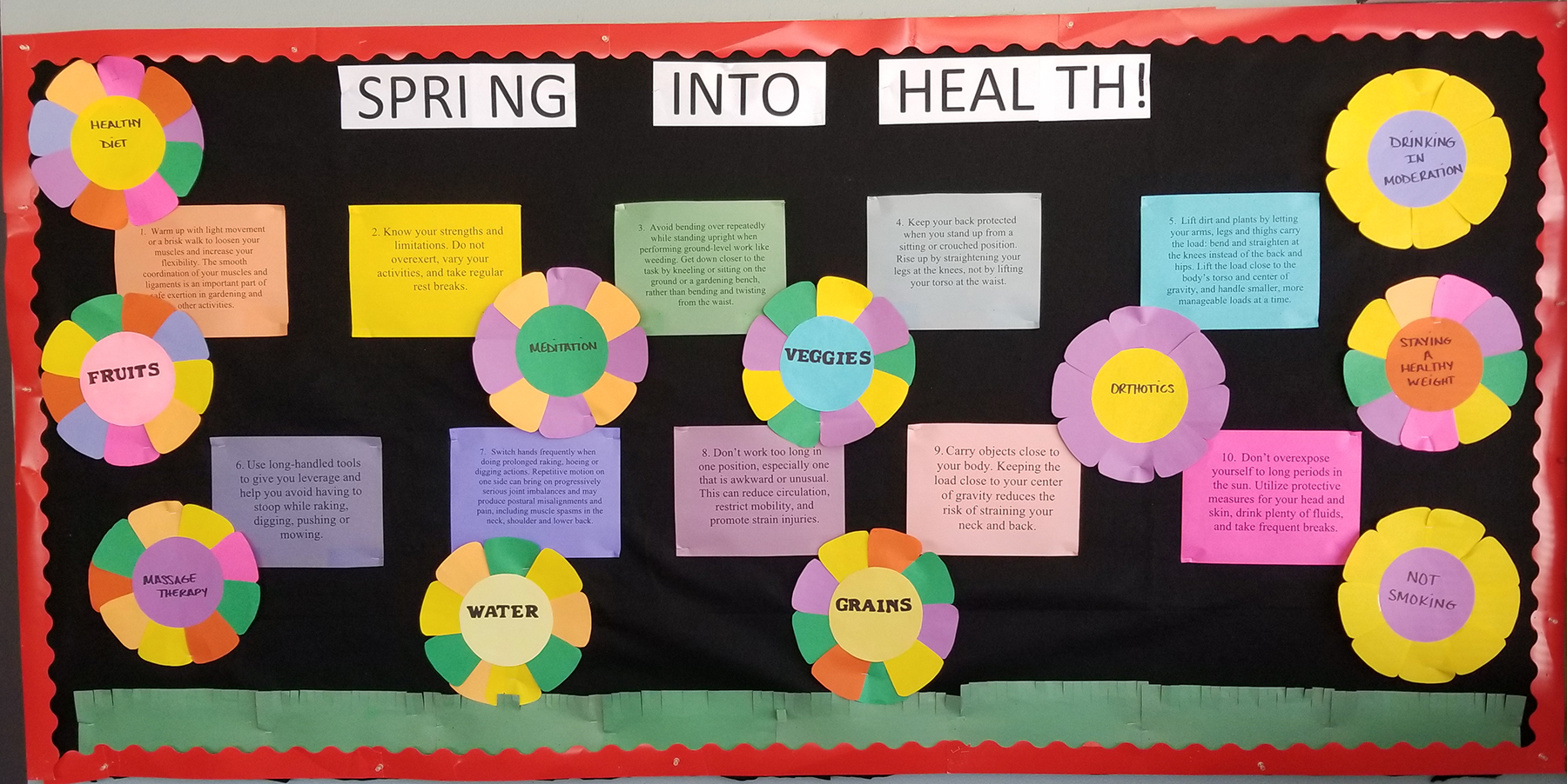 Mar18 SpringIntoHealth